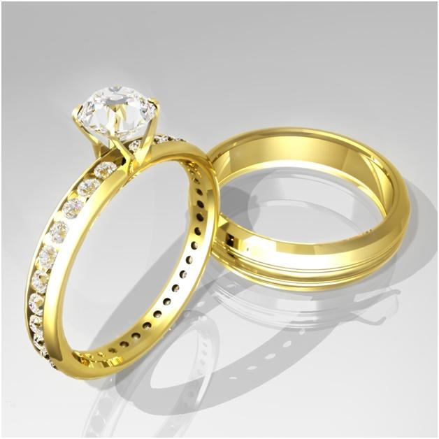 Botswana Wedding Rings